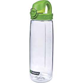 Nalgene Everyday OTF Borraccia 700ml, transparent/green